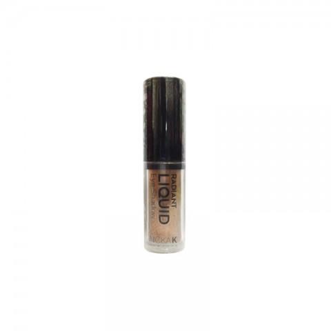NICKA K Radiant Liquid Eye Shadow 3.5g - NRE16 Earthly Bronzite