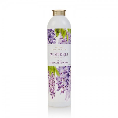 M&S  Floral Collection Wisteria Silky Talcum Powder 200g