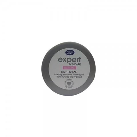 Boots Expert Skincare Normal Night Cream 50ml