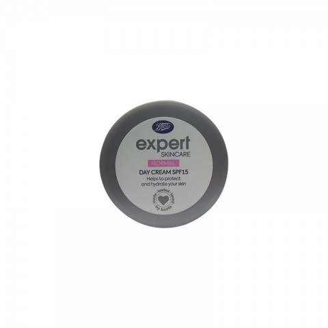 Boots Expert Skincare Normal Day Cream Spf 15 - 50ml
