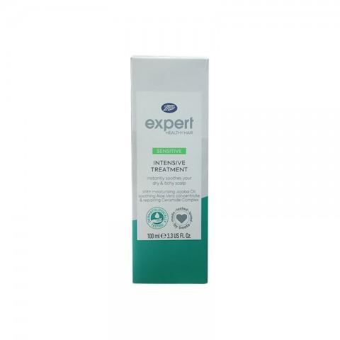 Boots Expert Healthy Hair Sensitive Intensive Hair Treatment 100ml