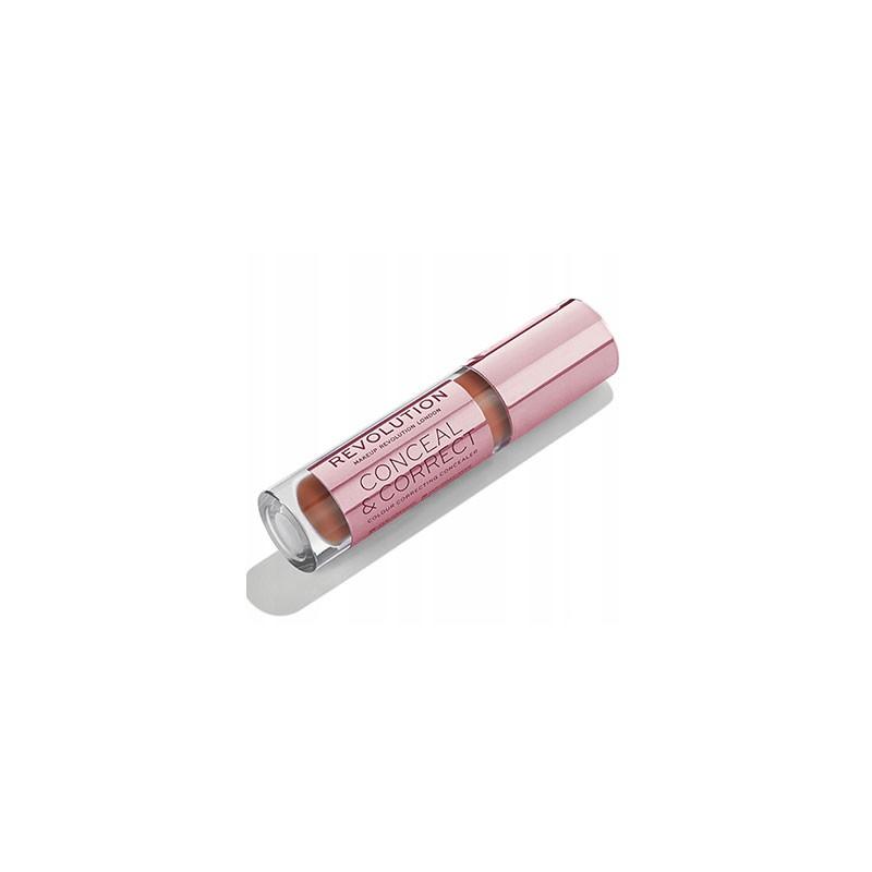 Makeup Revolution Conceal & Correct Colour Correcting Concealer 4g - Orange
