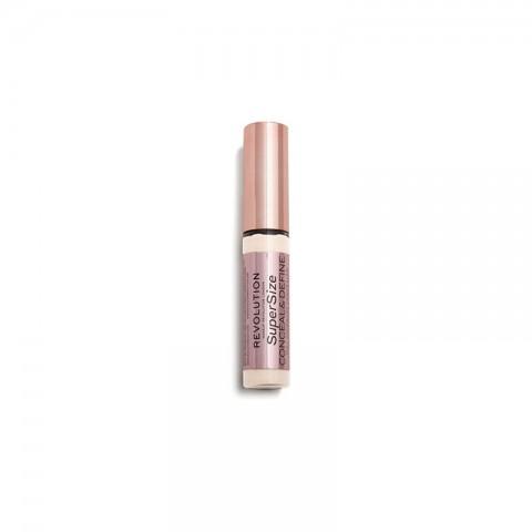 Makeup Revolution Supersize Conceal & Define Full Coverage Concealer 13g - C5