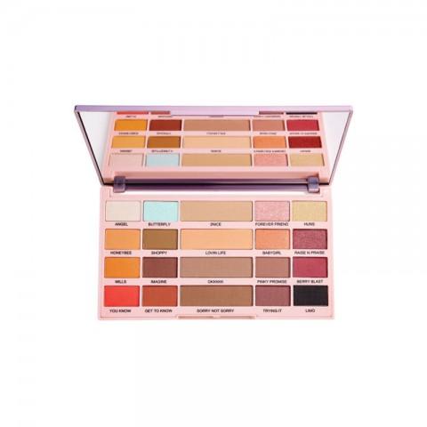 Makeup Revolution Imogenation The Eyeshadow Palette - 20 Shades