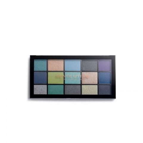 Makeup Revolution Reloaded Eyeshadow Palette - Deep Dive