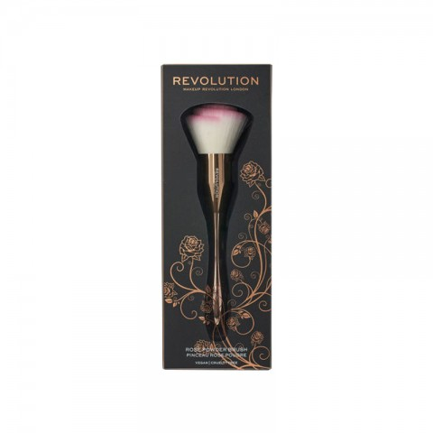 Makeup Revolution Rose Powder Brush