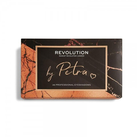 Makeup Revolution By Petra 36 EyeShadows Palette