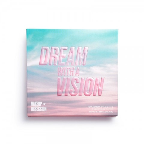 Makeup Revolution Makeup Obsession Shadow Palette - Dream With A Vision