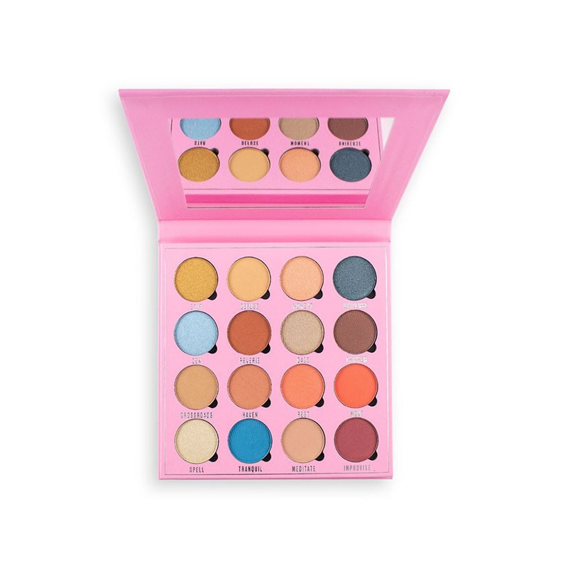 Makeup Revolution Obsession Eyeshadow Palette - All We Have Is Now