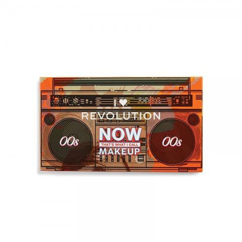 Makeup Revolution I Heart Revolution Now That's What I Call Makeup Eyeshadow Palette 00s