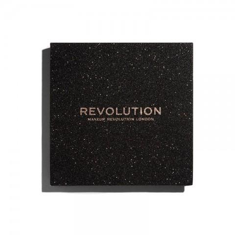 Makeup Revolution Pressed Glitter Palette 1.2g - Abracadabra