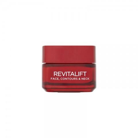 L'oreal Revitalift Face Contours & Neck Re Support Cream 50ml
