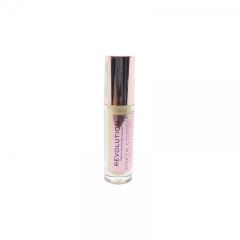 Makeup Revolution Conceal & Correct Colour Correcting Concealer 4g - Banana