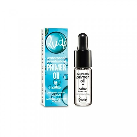 Rude Waterproof Eyeshadow Primer Oil 5ml