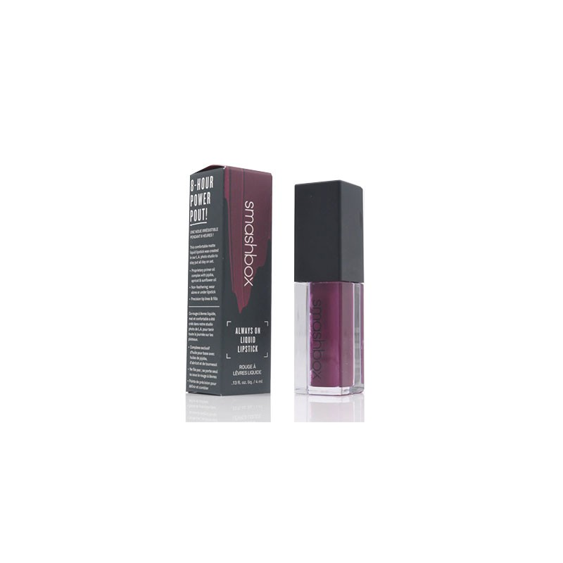 Smashbox Always on Liquid Lipstick 4ml - Girl Gang