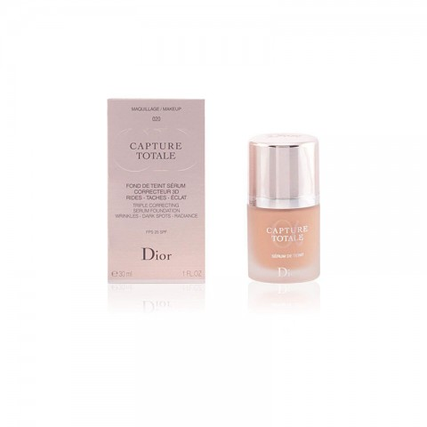 Dior Capture Totale Triple Correcting Serum Foundation - 020 Light Beige
