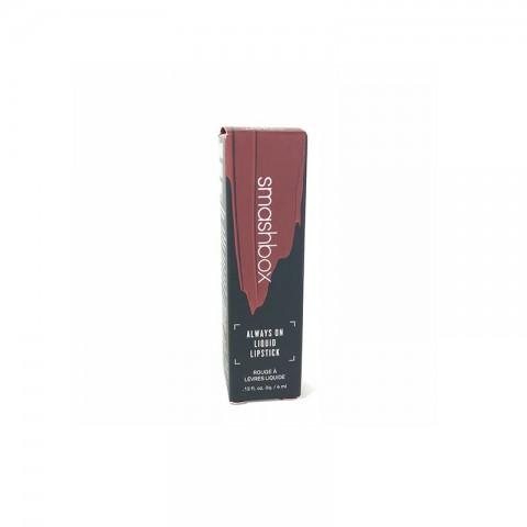 Smashbox Always on Liquid  Lipstick 4ml - Disorderly