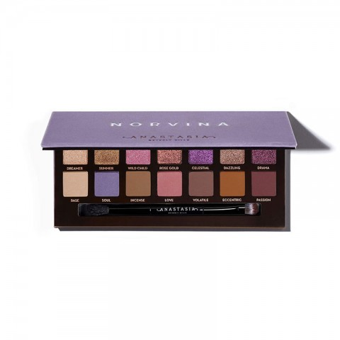 Anastasia Beverly Hills Eye shadow palette - Norvina