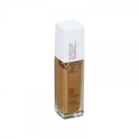 Maybelline Superstay Full Coverage Foundation 30ml - 330 Toffee Caramel