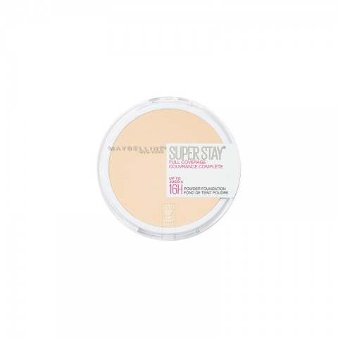 Maybelline Superstay Full Coverage Powder Foundation 6g - 120 Classic Ivory