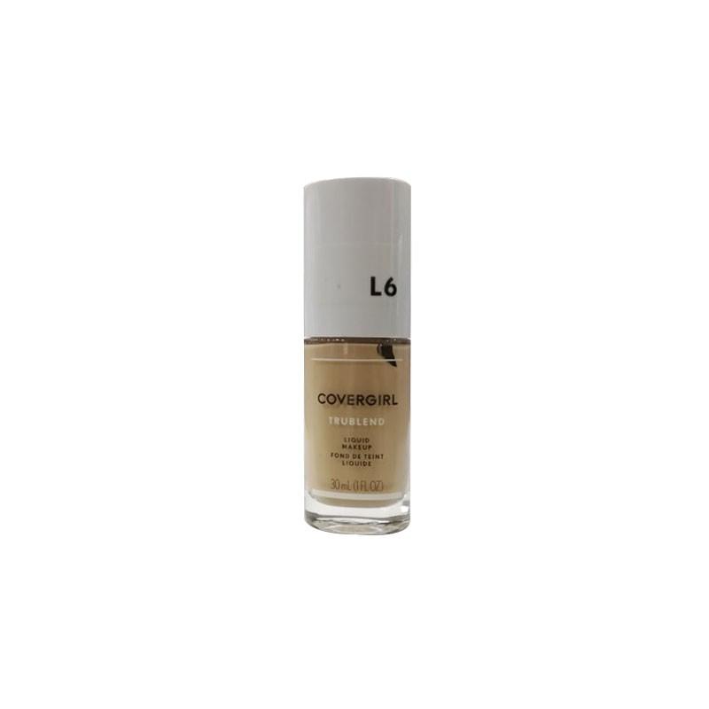 Covergirl Trublend Liquid Makeup Foundation 30ml - L6