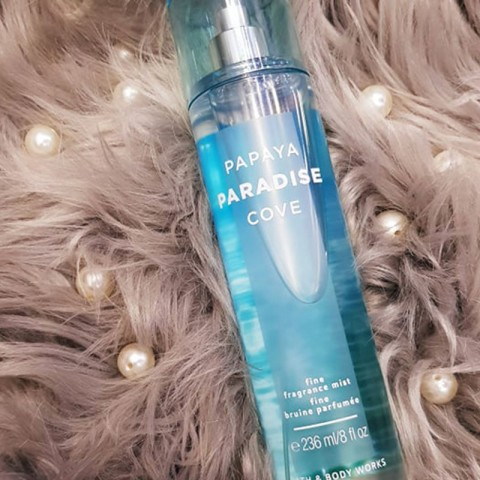 Bath & Body Works Papaya Paradise Cove Fine Fragrance Mist 236ml
