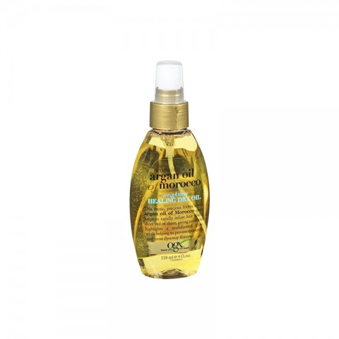 Ogx Renewing + Argan Oil Of Morocco Weightless Healing Dry Oil 118ml