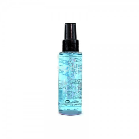 W7 Ready Set Glow Illuminating Setting Spray 100ml - Holo