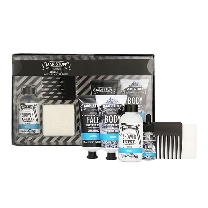 Technic Man'Stuff Original Overnight Kit Toiletry Set (91129)
