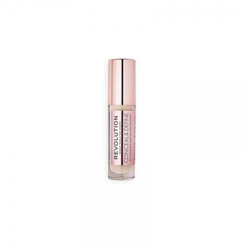 Makeup Revolution Conceal & Define Concealer 4g - C3