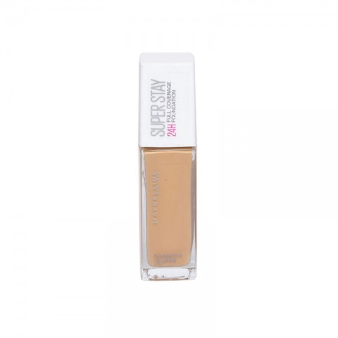 Maybelline Superstay 24hr Full Coverage Foundation 30ml - 310 Sun Beige