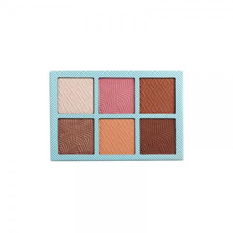 Technic Summertime Face Palette - Bronzed Bliss