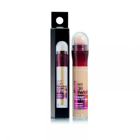 Maybelline Instant Age Rewind Eraser Dark Circles Treatment Concealer - 122 Sand