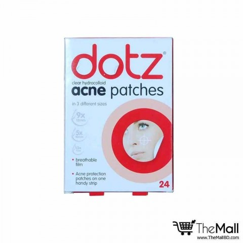 Dotz Acne Patches