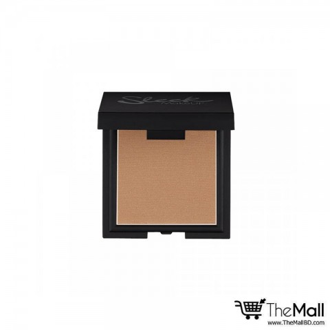 Sleek Luminous Pressed Powder in 02