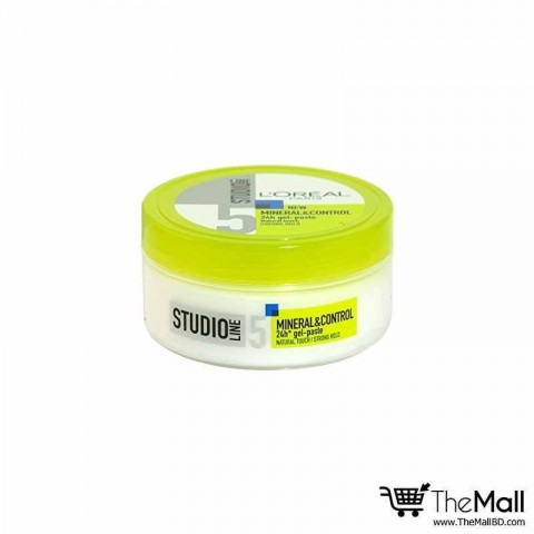 L'oreal Studio Line Mineral and Control 24 Hour Gel Paste 150ml