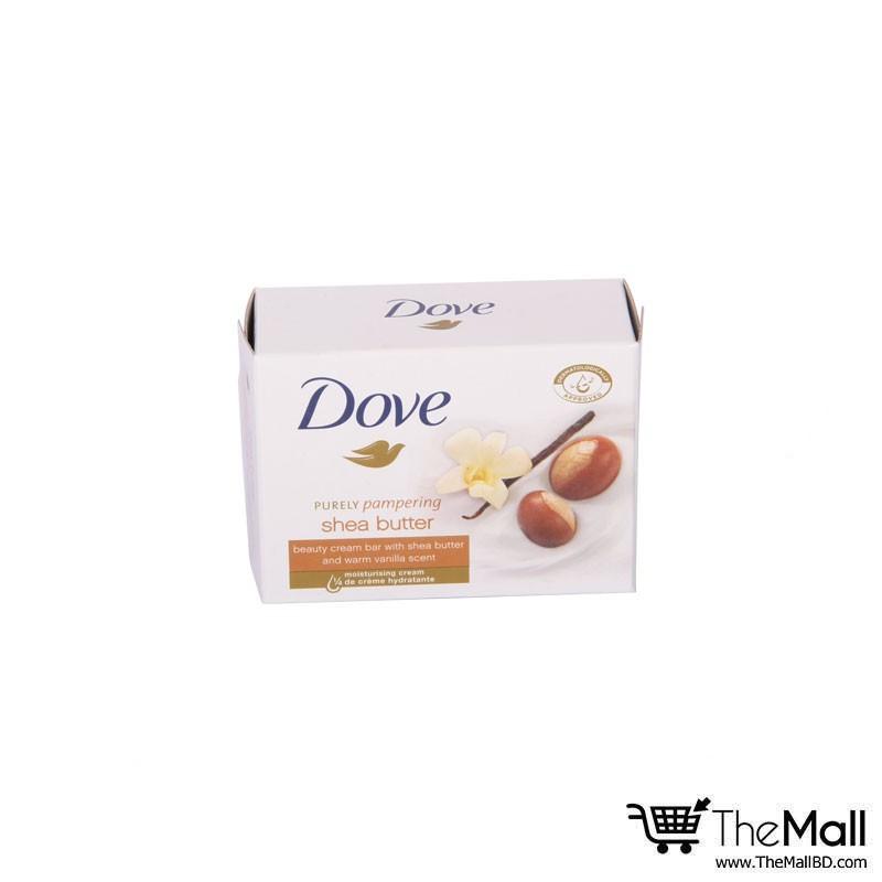 Dove Shea Butter Beauty Cream Bar 100g