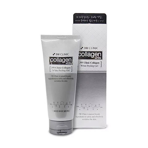 3W Clinic Collagen White Peeling Gel 180ml
