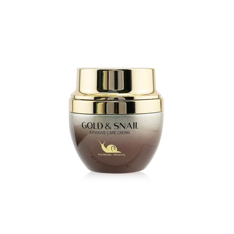 3W Clinic Gold & Snail Intensive Care Cream 55g