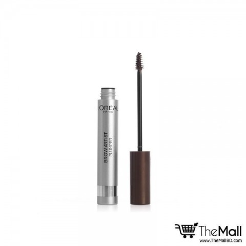 L'Oreal Super Liner Brow Artist Plumper - Medium/Dark