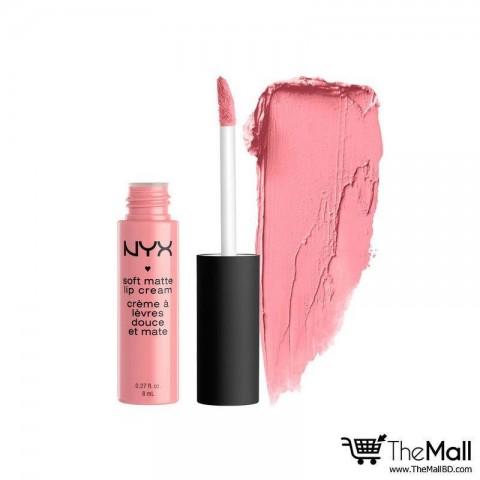 NYX Cosmetics Soft Matte Lip Cream 8ml - Tokyo