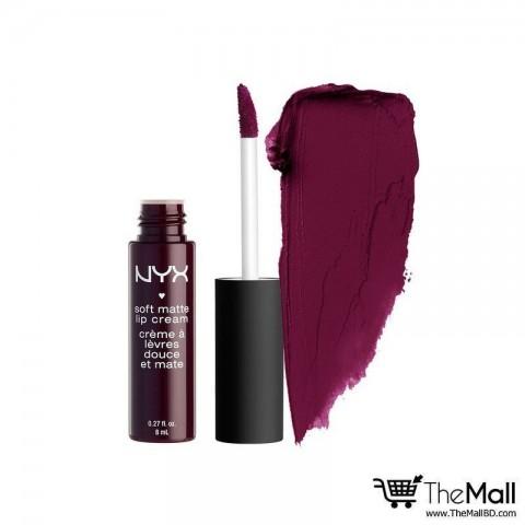 NYX Cosmetics Soft Matte Lip Cream - Transylvania 8ml