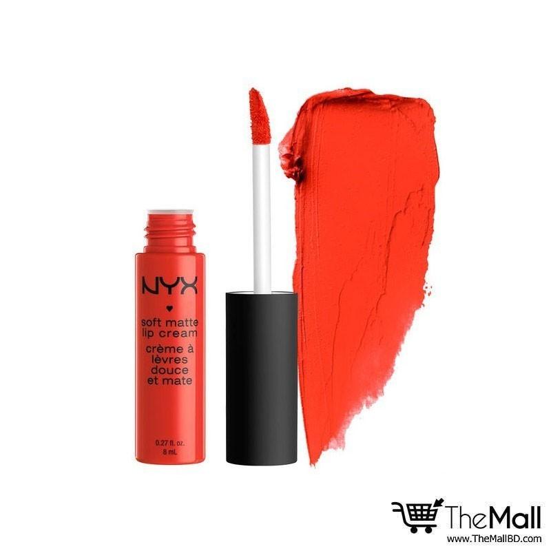 NYX Cosmetics Soft Matte Lip Cream 8ml - Morocco