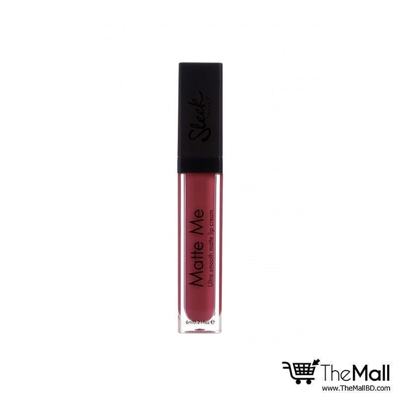 Sleek Matte Me Ultra Smooth Matte Lip Cream - 1039 Velvet Slipper