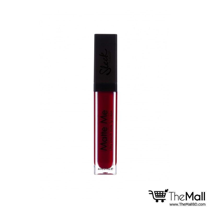 Sleek Matte Me Ultra Smooth Matte Lip Cream - 1040 Old Hollywood