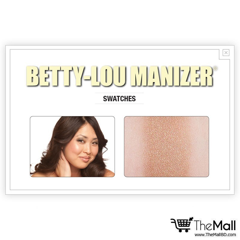 The Balm Betty Lou Manizer Bronzer/Shadow