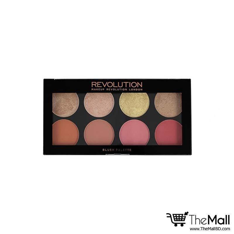 Makeup Revolution Blush Palette - Blush Goddess