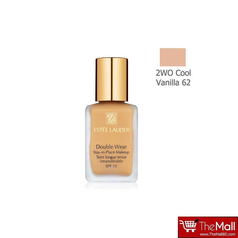 Estee Lauder Double Wear Stay in Place Makeup SPF 10 30 ml - 2C0 Cool Vanilla