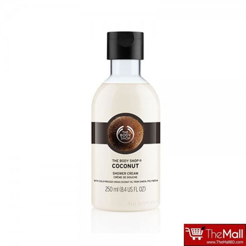 The Body Shop Coconut Shower Cream 250ml