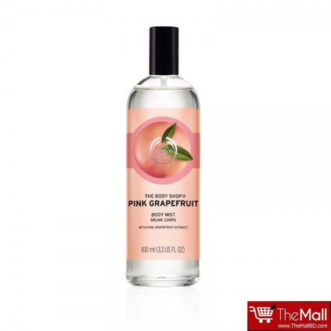 The Body Shop Pink Grapefruit Body Mist 100ml